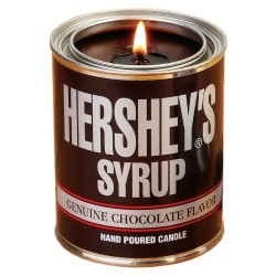 Hershey's Candle