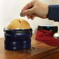 Funny Farting Coin Bank